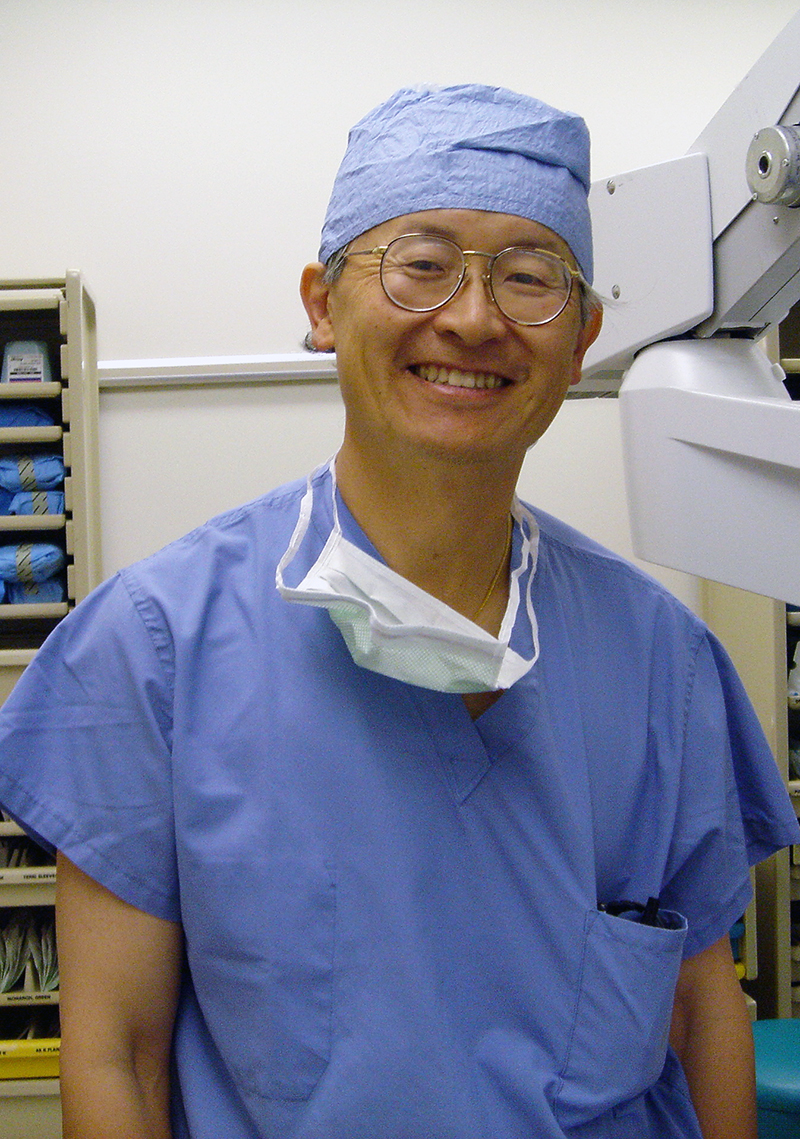 Dr William Chen